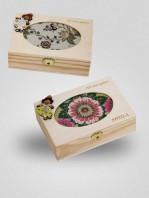 Caja de ganchos personalizada