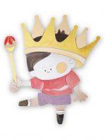 el rey de la casa para espacios infantiles