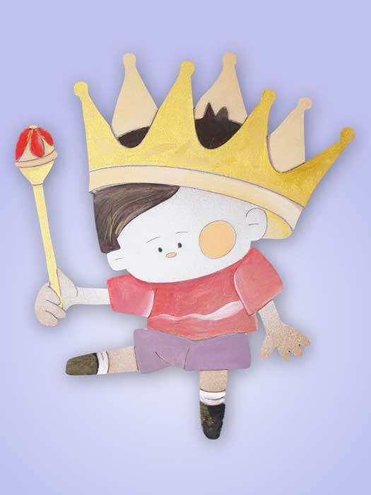 el Rey de la casa de SILU