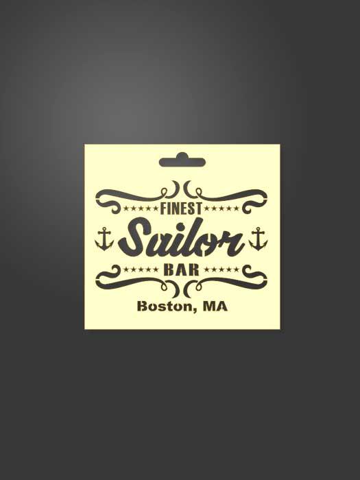 silueta Sailor Bar 0004