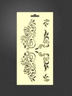 stencil plantilla 1018