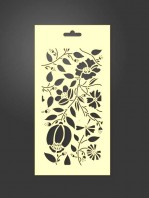 stencil vegetacion 1023