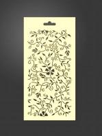 stencil vegetacion 1031