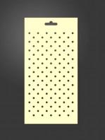 stencil geométrico 1036