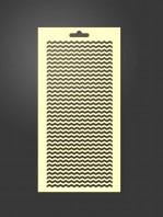 stencil geométrico 1101