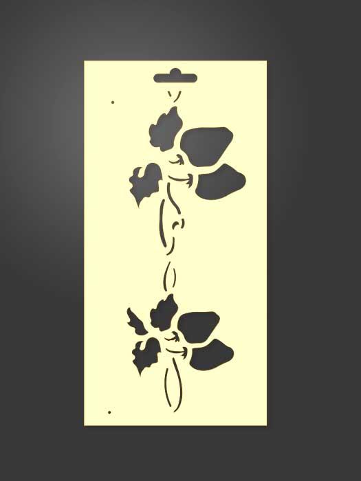 stencil fresas 1104