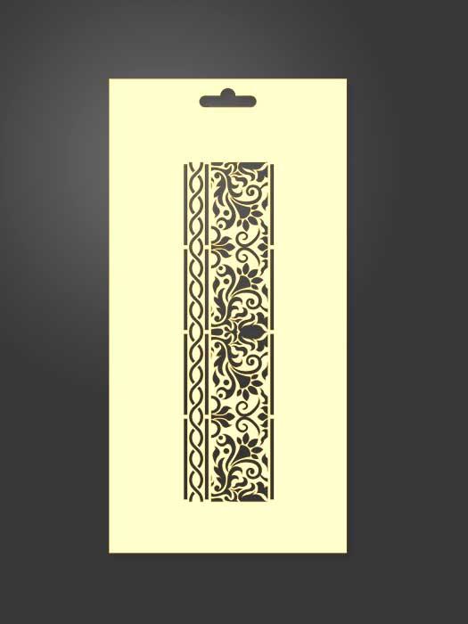 stencil cenefa 1118