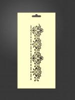 stencil cenefa 1122