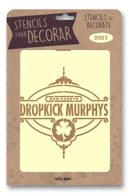 Stencil cartel dropkick murphys 2027