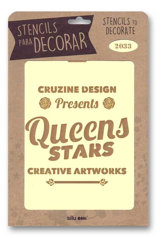 stencil cartel queens stars Silu 2033