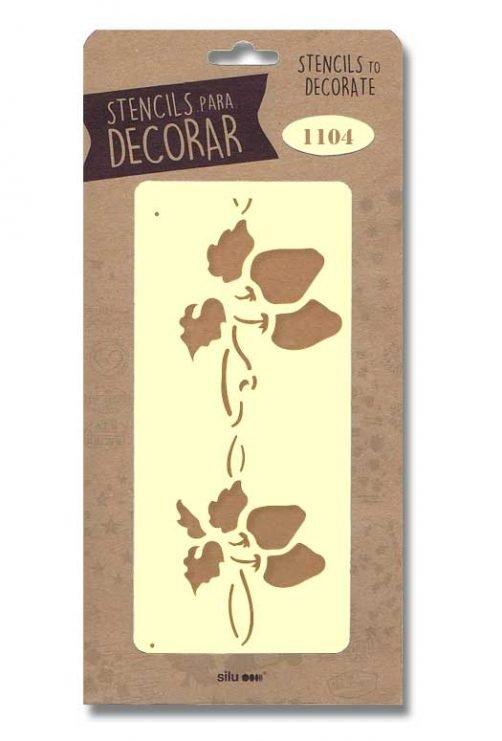 stencil fresas silu 1104