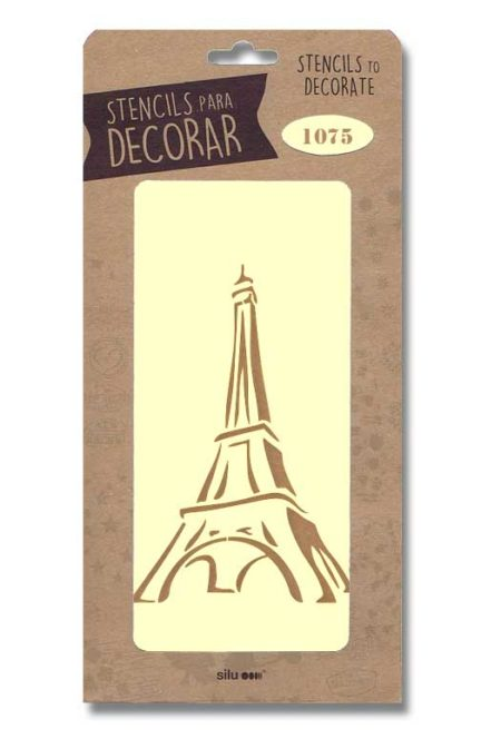 Stencil París 1075