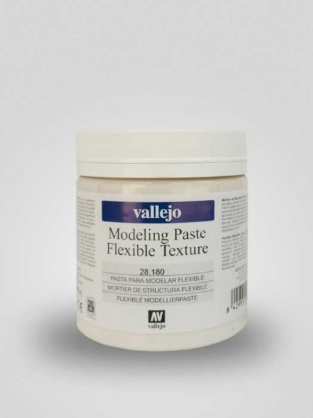 pasta modelar flexible Vallejo