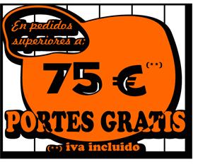 portes gratis silu a partir de 50€