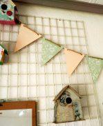 banderines de madera silu