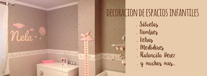 decoración de espacios infantiles SILU