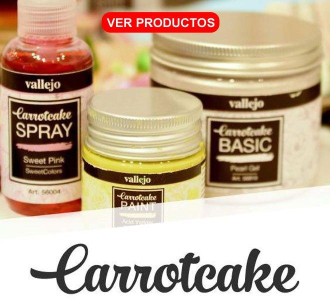 productos carrotcake en silu