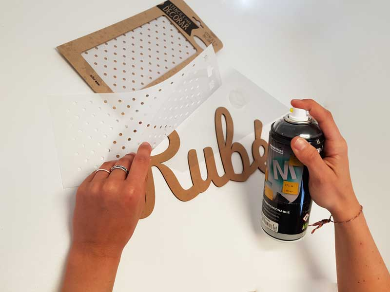 spray adhesivo stencils montana en silu