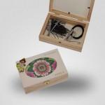 caja de ganchos regalos falleros