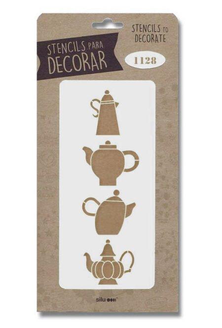 Stencil útiles cocina 1128