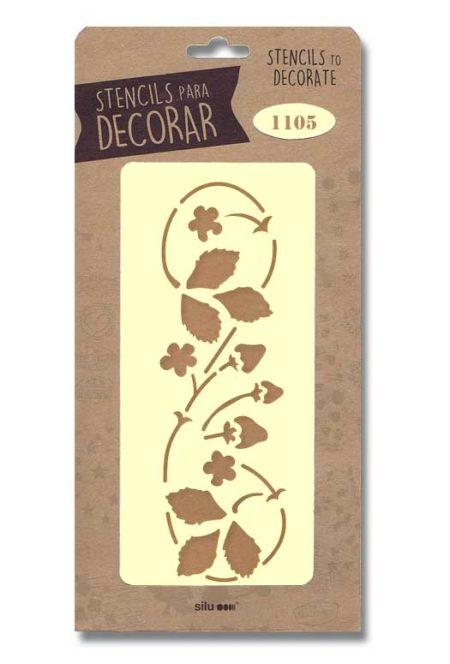 Stencil fresas 1105