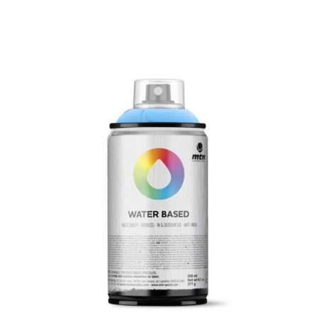 Pintura en spray al agua Montana WB300