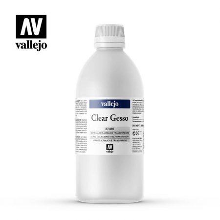 Imprimador acrílico transparente Vallejo