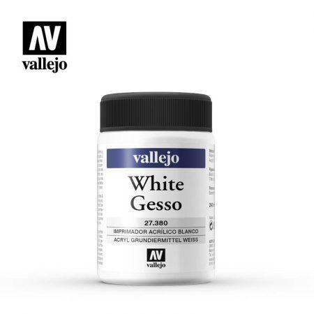 Imprimador acrílico blanco Vallejo