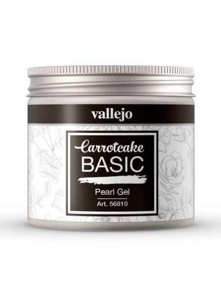 Gel perlado Carrotcake PEARL GEL de Vallejo