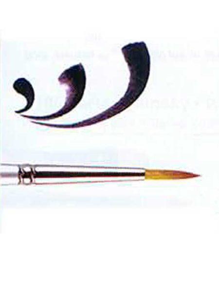 Pincel redondo Paint Master de Vallejo
