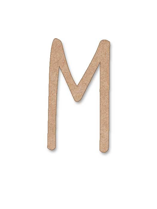letra de madera DKLemon en SILU