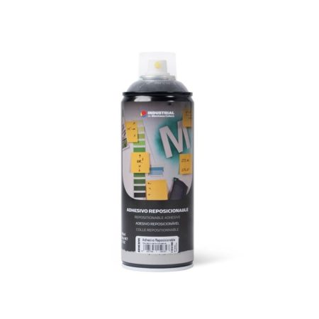 Spray adhesivo reposicionable Montana de 400ml