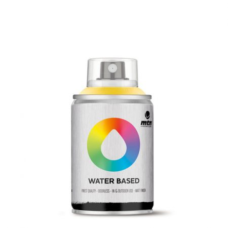 Pintura en spray al agua Montana WB100