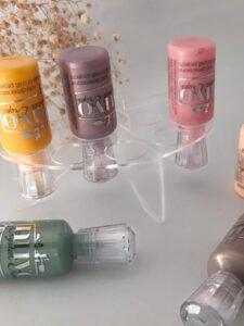 soporte pinturas crystal drops