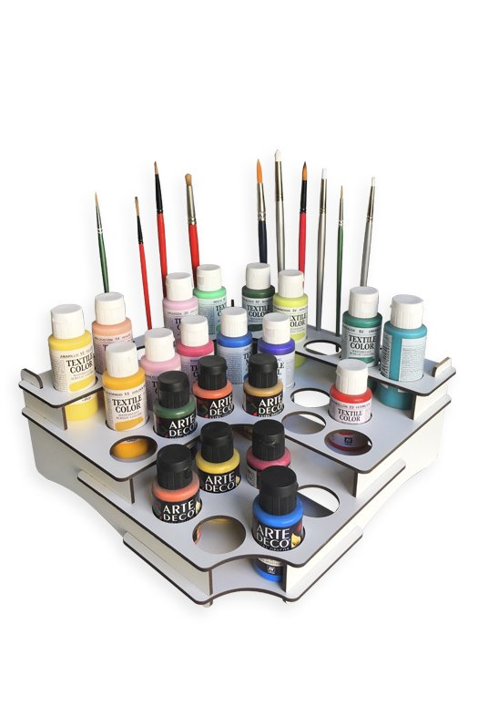 paint stand maualidades