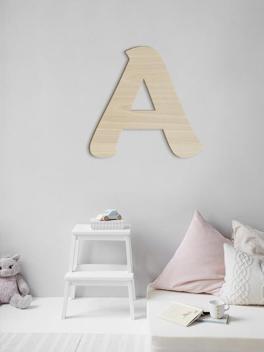 letras de madera gigantes grecia