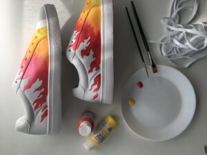 pintura textile color Vallejo
