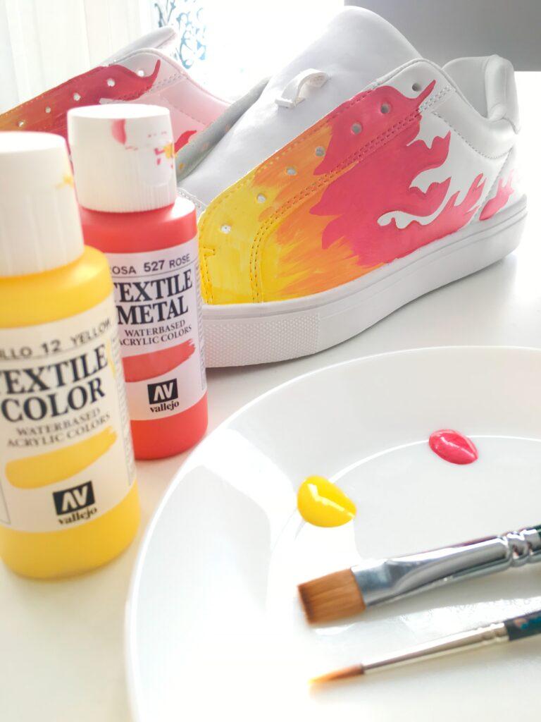 pintura textil