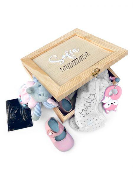 Caja Personalizada Bebé