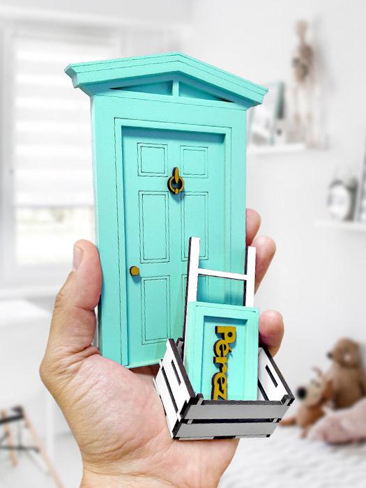 puerta ratoncito pérez menta