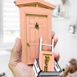 puerta ratoncito pérez naranja