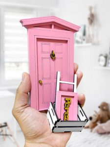 puerta ratoncito pérez rosa