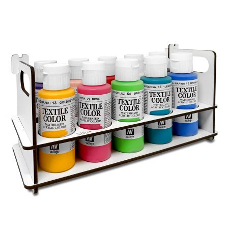 Paint Stand portátil para botes de pinturas de 60 ml
