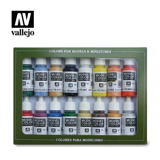 pack de pinturas vallejo basics usa