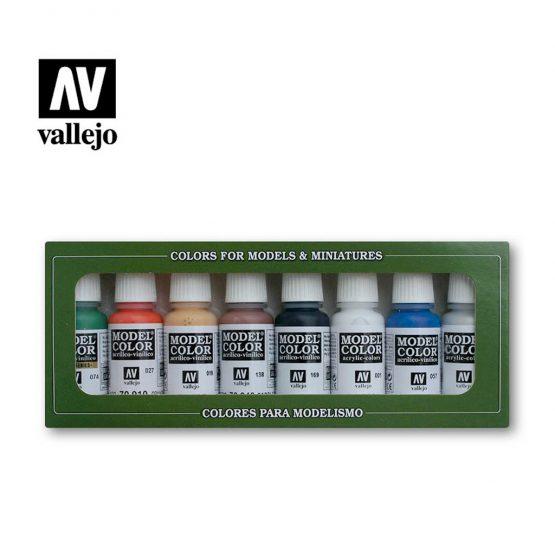 pack pinturas vallejo wargames basics