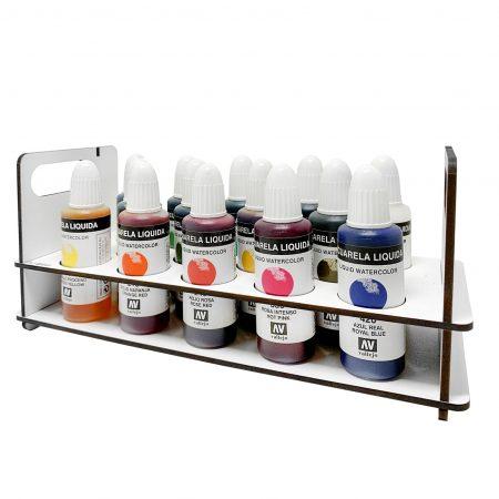 Paint Stand portátil para acuarelas de 32 ml