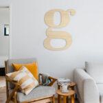 letras madera decoracion