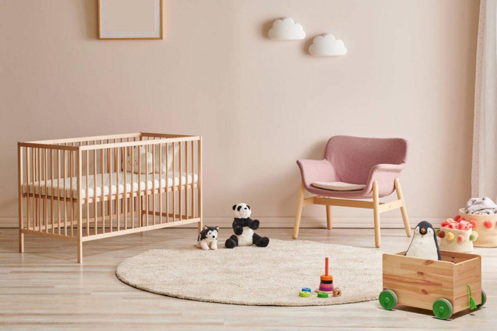 Los accesorios más originales para decorar habitaciones infantiles