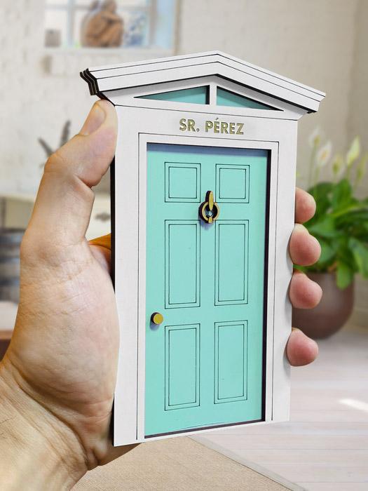 puerta ratoncito perez menta